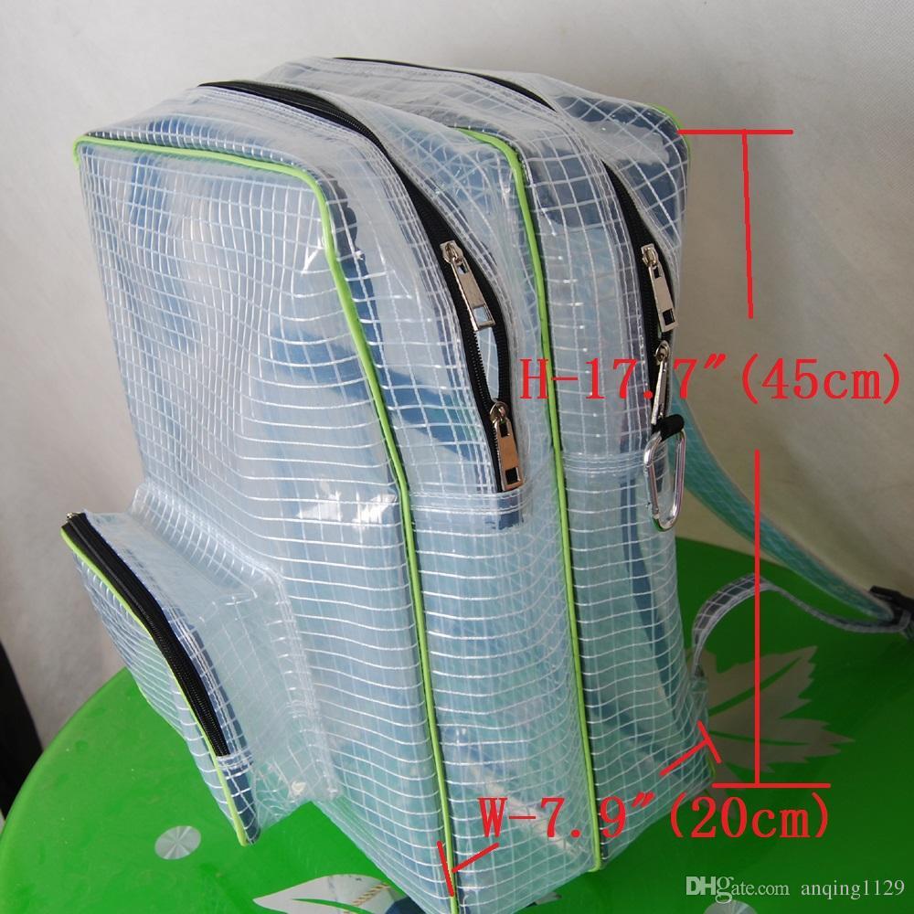 45см * 35см * 20см антистатический ясно ПВХ мешок инженер чистых помещений для инженера, работающего в чистых помещений 20кг инструмент может быть поставлен