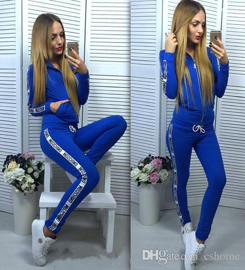 how to find price reduced high quality guarantee 2019 2018 European And American New Fashion Brand Design Ladies Sportswear  Knitwear Classic Fashion Ladies Apparel From Cshome, $23.72 | DHgate.Com