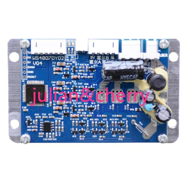 WS9250,WS9290 Series blower, 48V DC brushless air blower controller, can PWM control speed