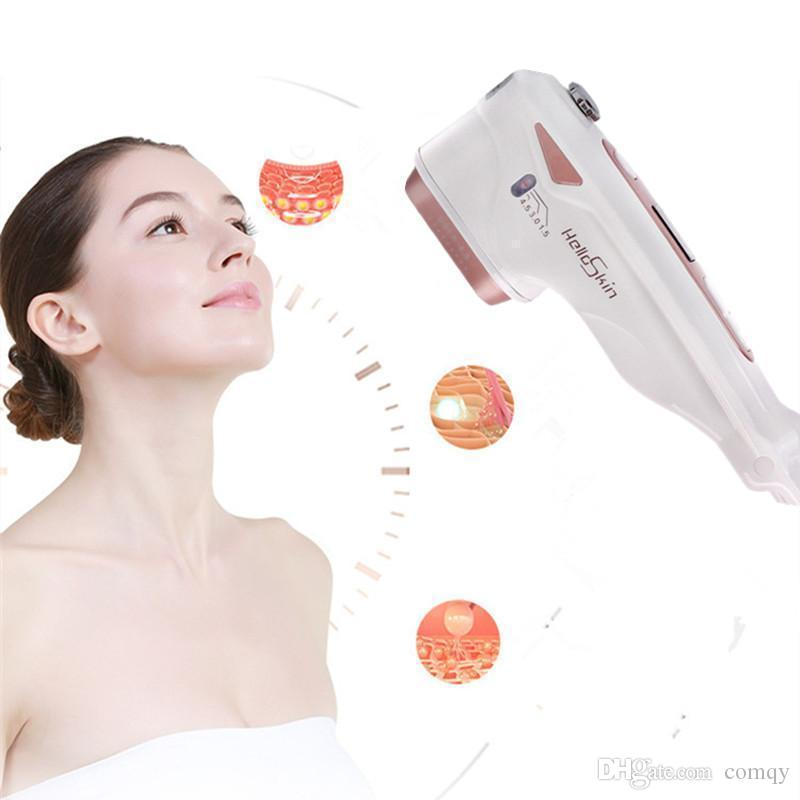 Portable salon home use HIFU Face Lifting Skin Facial Rejuvenation Wrinkle Removal tightening machines Anti-aging Skin Lifting Hifu
