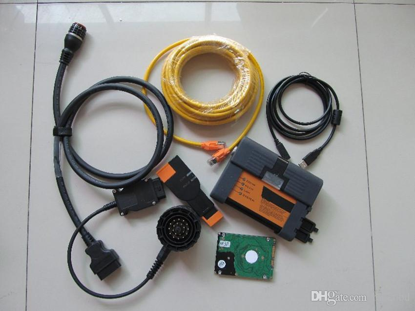 Newest for bmw scan tool for bmw icom a2 b c with 500gb hdd ista expert mode without laptop best price