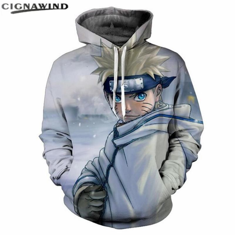 Nouveau mode Casual Uzumaki Hoodies Imprimé 3D Hommes Femmes en tête racksuit poches Sweatshirt hip hop streetwear