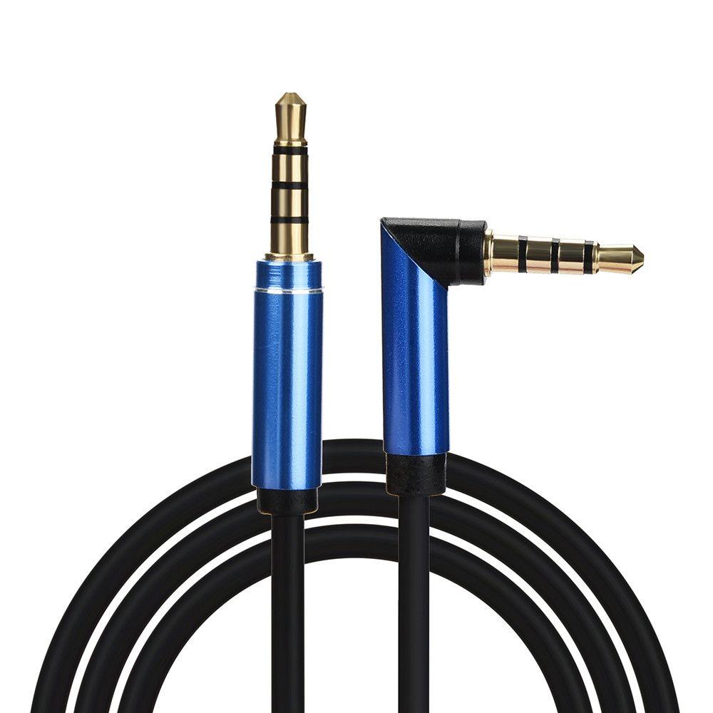 Derecho /ángulo 3,5 mm Est/éreo Conector Jack A 2 RCA Fono Clavijas Cable Oro 1 m