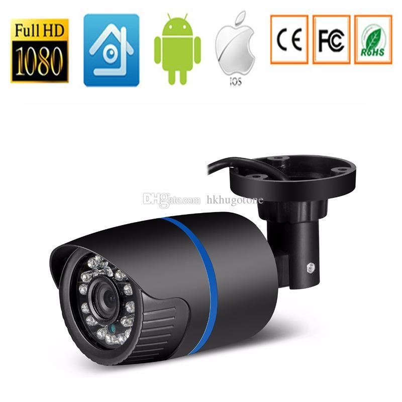 IP-камера 1080P 960P 720P монитор младенца электронной почты оповещения XMEye ONVIF P2P камеры обнаружения движения RTSP 48 в POE видеонаблюдения наружная камера