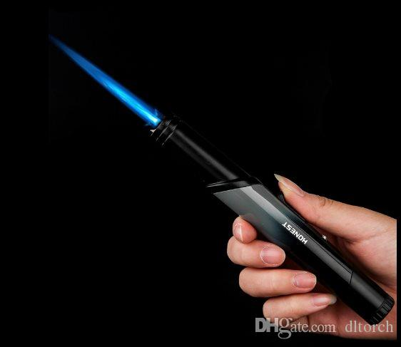 DL-07 высокая температура газа копье многоразового использования барбекю Бутан струи пламени факел зажигалка Handy Ignitor ручка сварки газовый факел