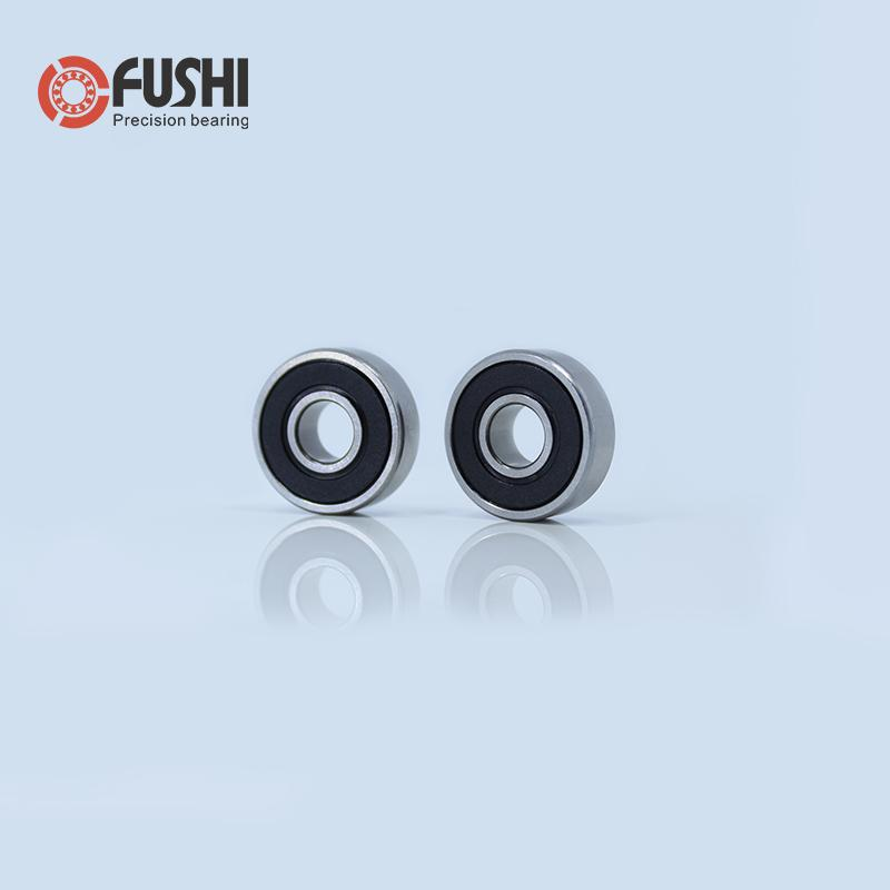 30*55*13 30x55x13 mm 2 PCS 6006 Nylon PLastic PRECISION Ball Bearing