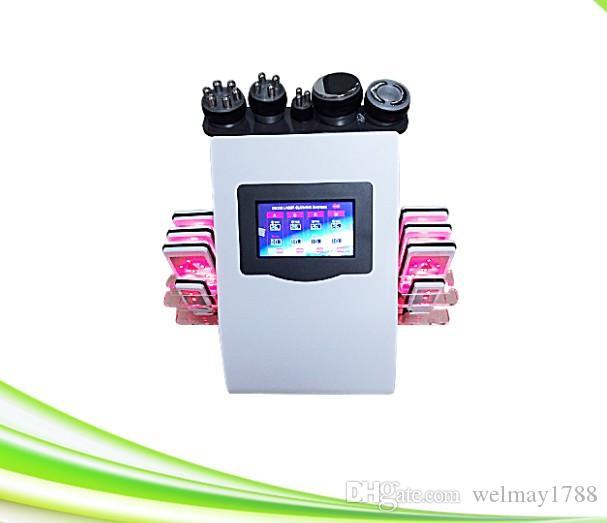 Spa Salon Użyj wielofunkcyjnego systemu odchudzania Kim 8 Odchudzanie Wyciąg Face Cavition Kim 8 System odchudzania na sprzedaż