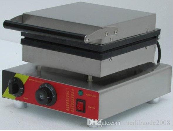 Free Shipping Commercial Use 110v 220v Electric Nonstick Belgian Waffles on a Stick Waffle Maker Iron Machine Baker LLFA