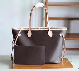 2019 Hot Sell Newest Classic Fashion Style Lady Shoulder handbag women Totes leather handbags come with tag and dust bag M40997