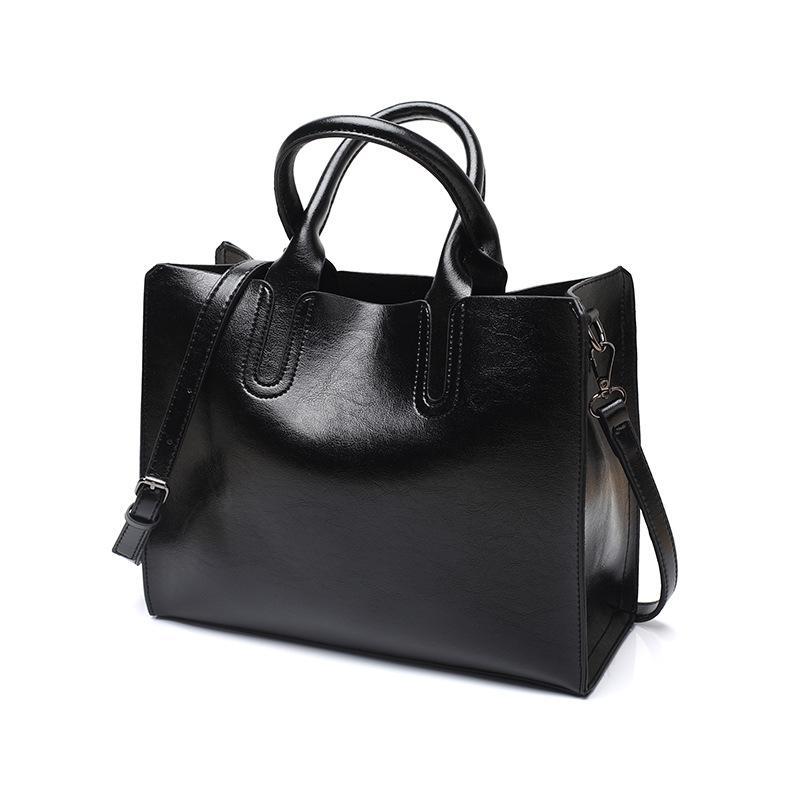 2020 nuova borsa a tracolla ragazza grande capacità di modo della borsa secchiello grande capacità semplice delle donne selvaggio messaggero cinghia larga