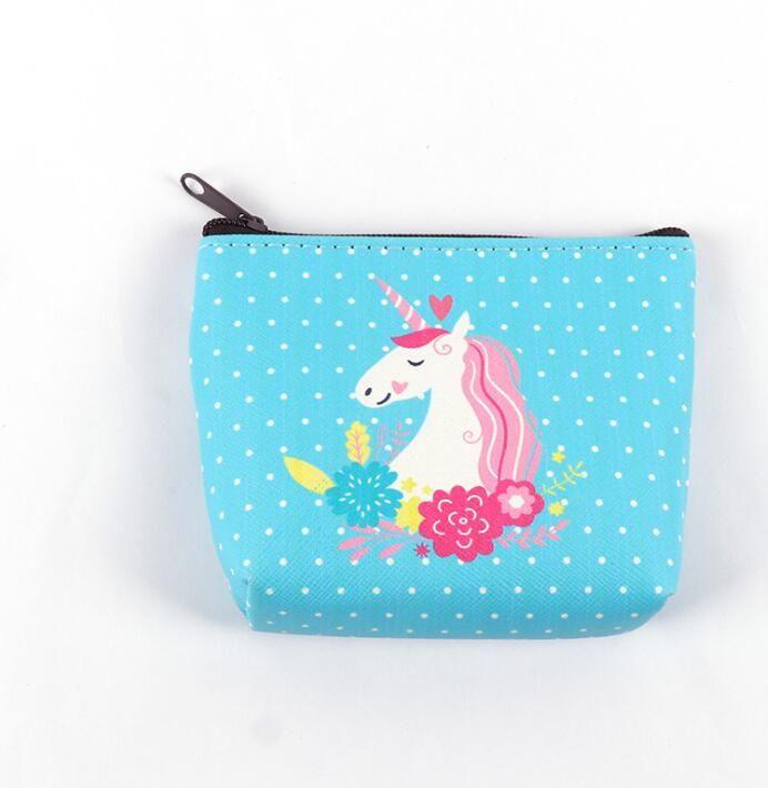 Zipper Small Purse Wallets Cellphone Clutch Purse With Wrist Strap Pink Flamingo Pattern Girls Canvas Change Purse