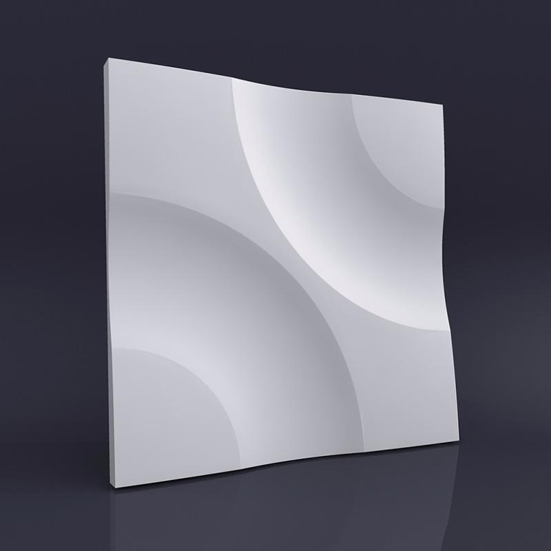 настенная плитка прессформы силиконовые формы для 3D декоративные панели бетонной стены подгонянная конструкция прессформы цемента настенная плитка 28*2см