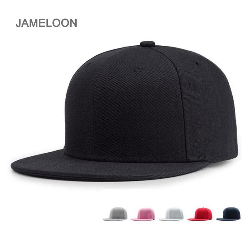 Beyzbol şapkası tam yakın düz ağız akrilik malzeme monte tenis hip hop sokak dans basketbol spor kap