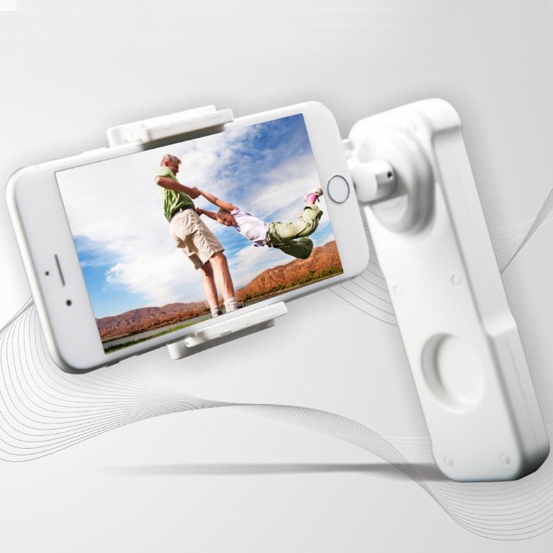X-Cam Sight 2 Self Selfie 스틱 핸드 헬드 짐벌 2 축 고정 장치 iPhone 6s Plus Huawei 용 Brushless Bluetooth 컨트롤