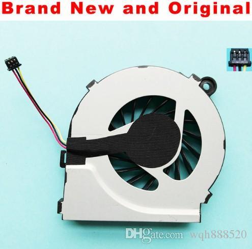 Nouveau ventilateur CPU pour HP Pavilion G7 G6 G4 G4T G6T G7T G7-1000 pour Compaq CQ42 G42 G62 G56 ventilateur 646578-001 643364-001 FAR1200EPA