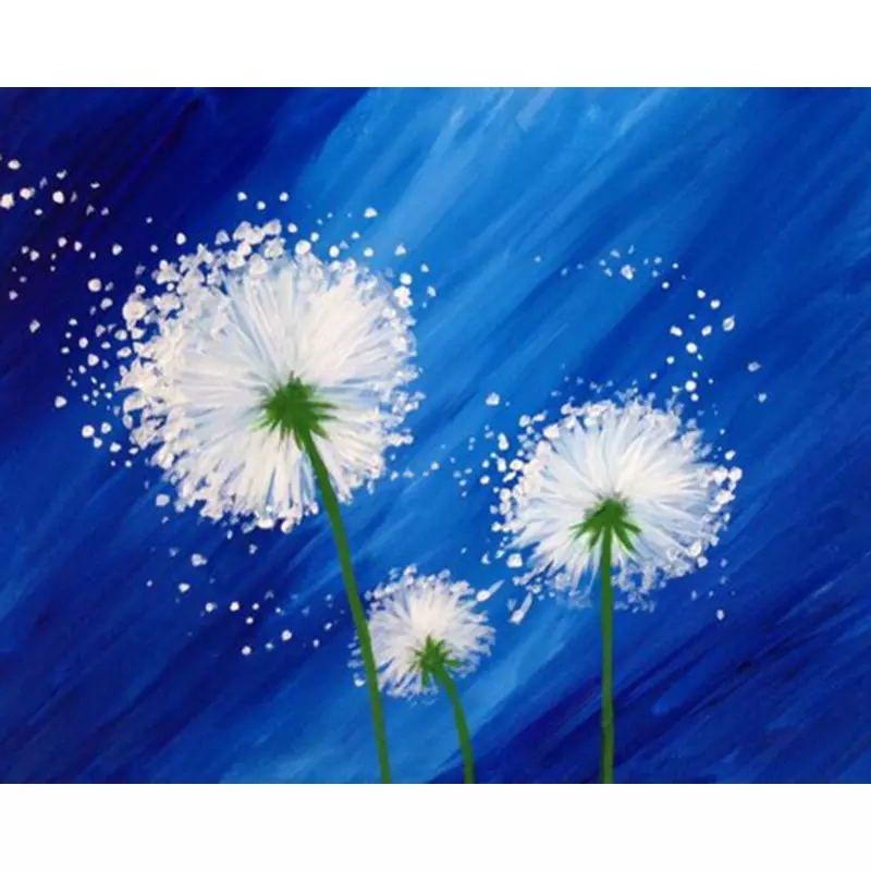 Desejos beleza flor 5d diy mosaico needlework pintura diamante bordado ponto cruz kit artesanato parede casa pendurado decoração