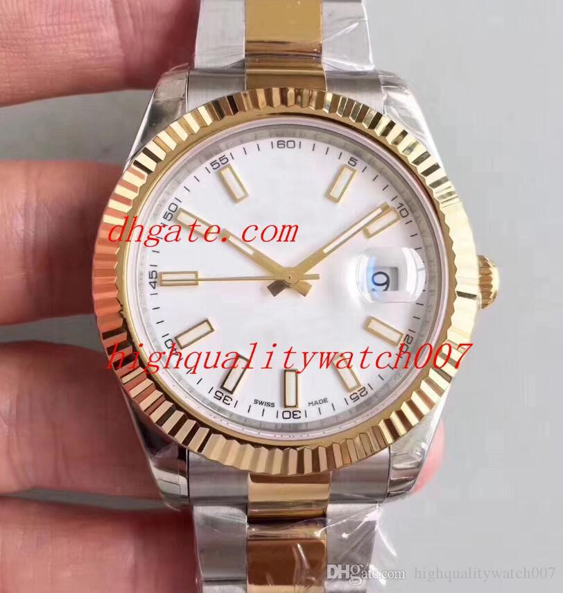 Top quality Luxury 228238 228239 228235 41mm ETA2813 MovementAutomatic Men's Watch Stainless Steel Automatic Mens Watch Watches