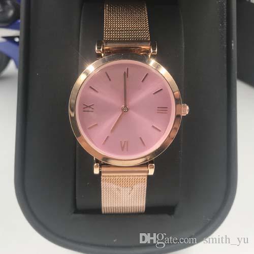 Mode Frauen ga Uhren wasserdicht Edelstahl ea Stil neue Marke Designer Uhren casual Luxus rejoles Masculino mit Box