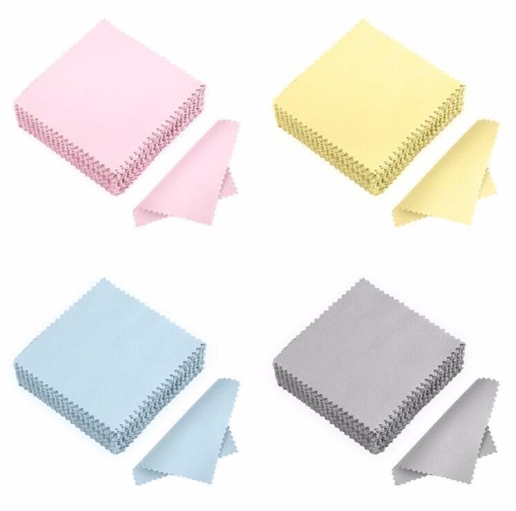 50 팩 스킨 실버 골드 플래티넘 쥬얼리 오염 방지용 천을 깨끗하게 닦아내십시오.