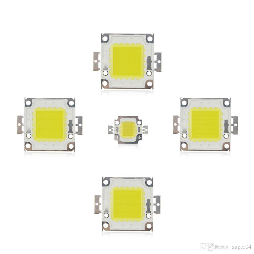 Spotlight High Power Light 10W 20W 30W 50W 100W COB RGB Chip LED Bulb Bead DIY