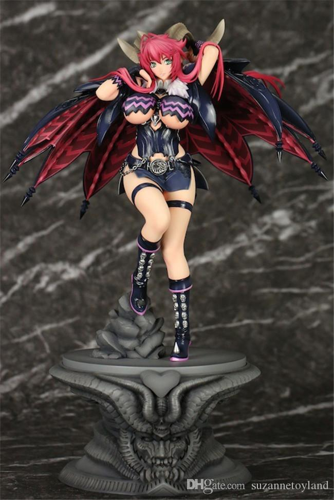 Orchid Seed The Seven Deadly Sins Figure Asmodeus LUST Cast Off Model NEW NO BOX