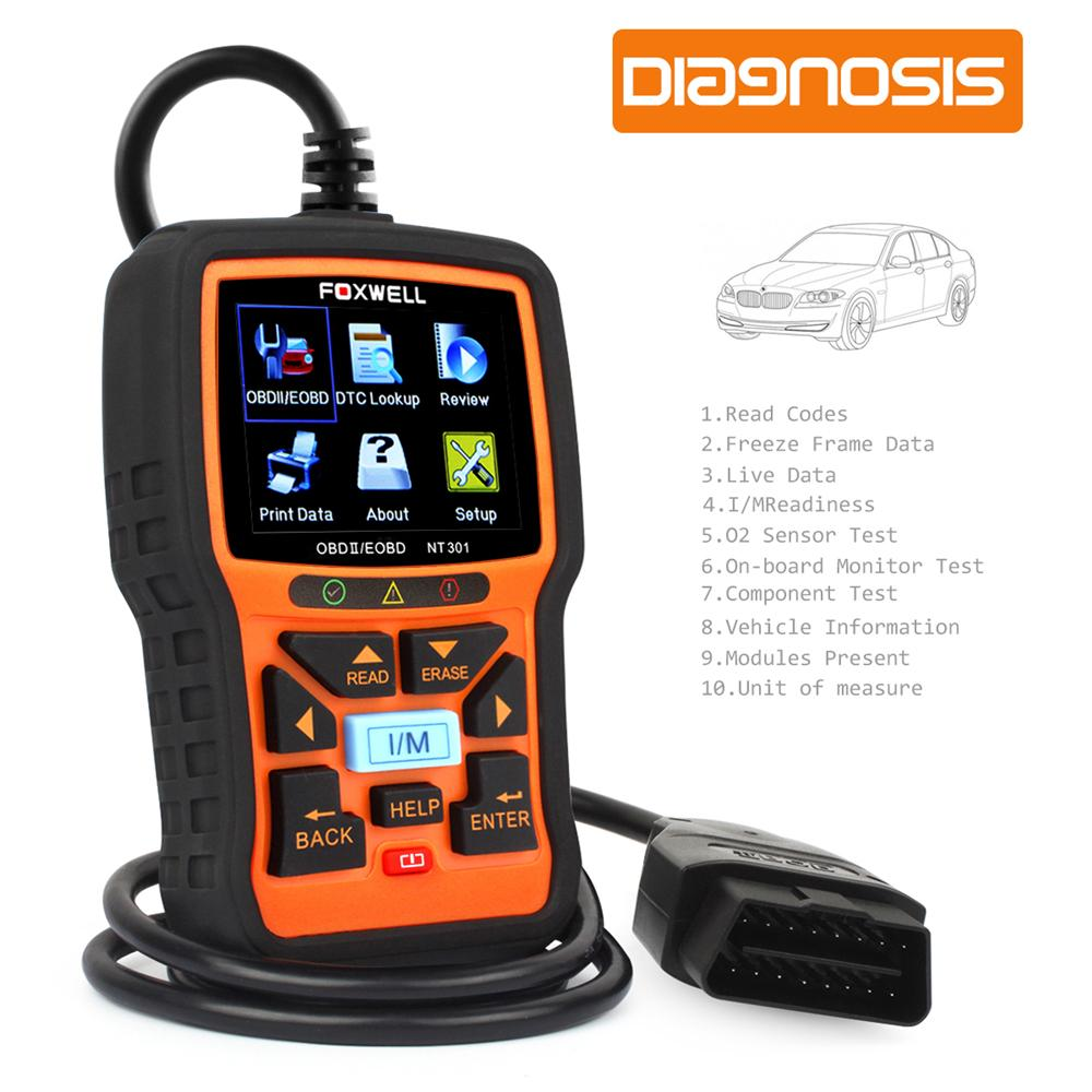Automotive Scan Tool >> 2019 Automotive Scanner Obd Obd2 Auto Diagnostic Tool Engine Fault Code Reader With O2 Sensor Scan Tool Code Scanner From Taopz 94 5 Dhgate Com