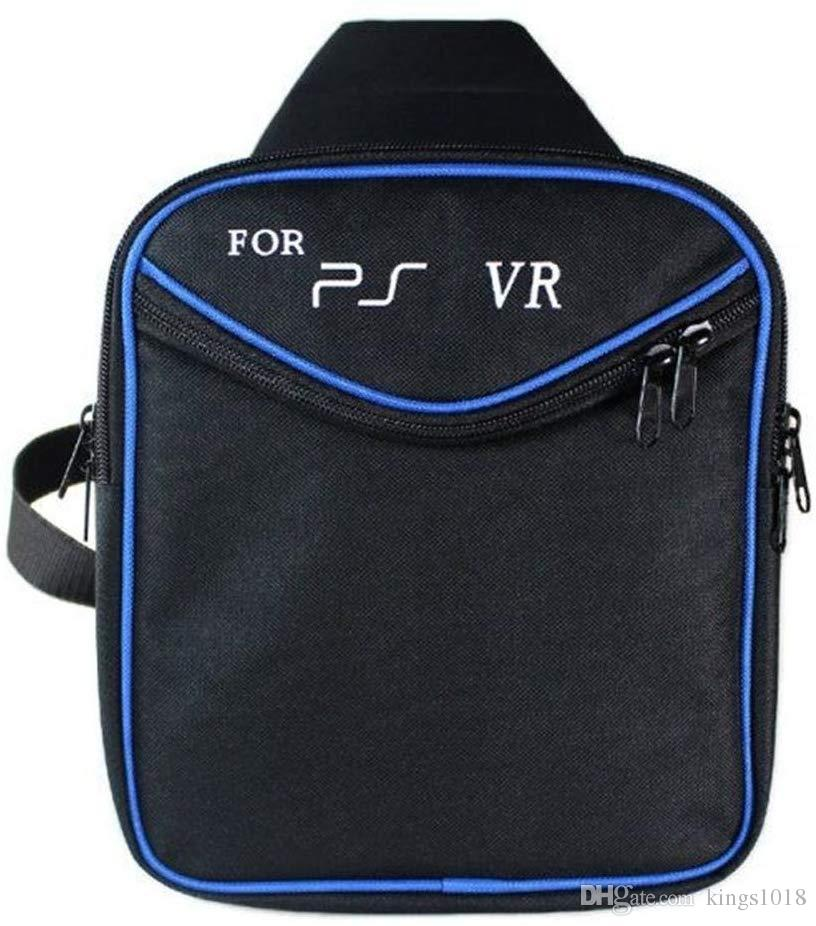 hot sale Travel Storage Bag For SONY PSVR PS4VR PS4 VR Helmet Glass PS Move+Dual USB Charging Dock Station Stand for PS VR Controller