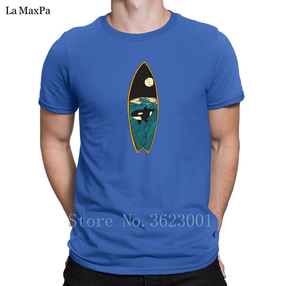 Killer Whale Camiseta Polo Hombre Manga Larga Transpirable Original