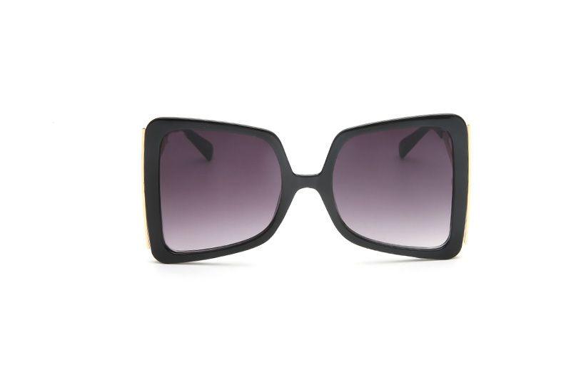 New fashion designer sunglasses 0306 big frame popular style for women top quality selling uv400 protection eyewearNew fashion designer wome