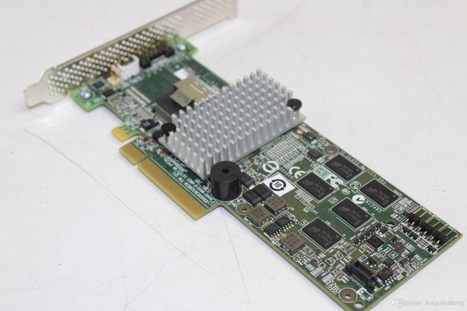 SAS 9260-4I 6 gb Sas Dizi Kart endüstriyel anakart 100% test mükemmel kalite