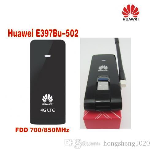 Huawei E397 desbloqueado (E397Bu-502) 4G LTE FDD Dongle USB Modem 100Mbps más antena