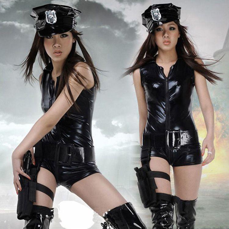 полицейский женское белье