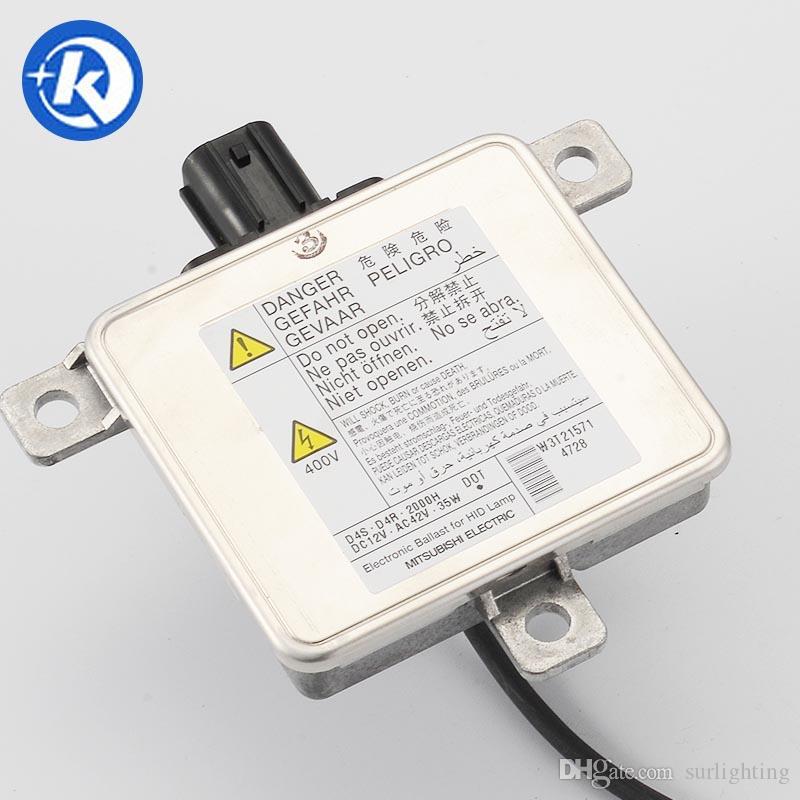Original Misubishi Headlight HID Part No:W3T21571 D4S HID Ballast and ignitor 2011-2014 Honda Civic
