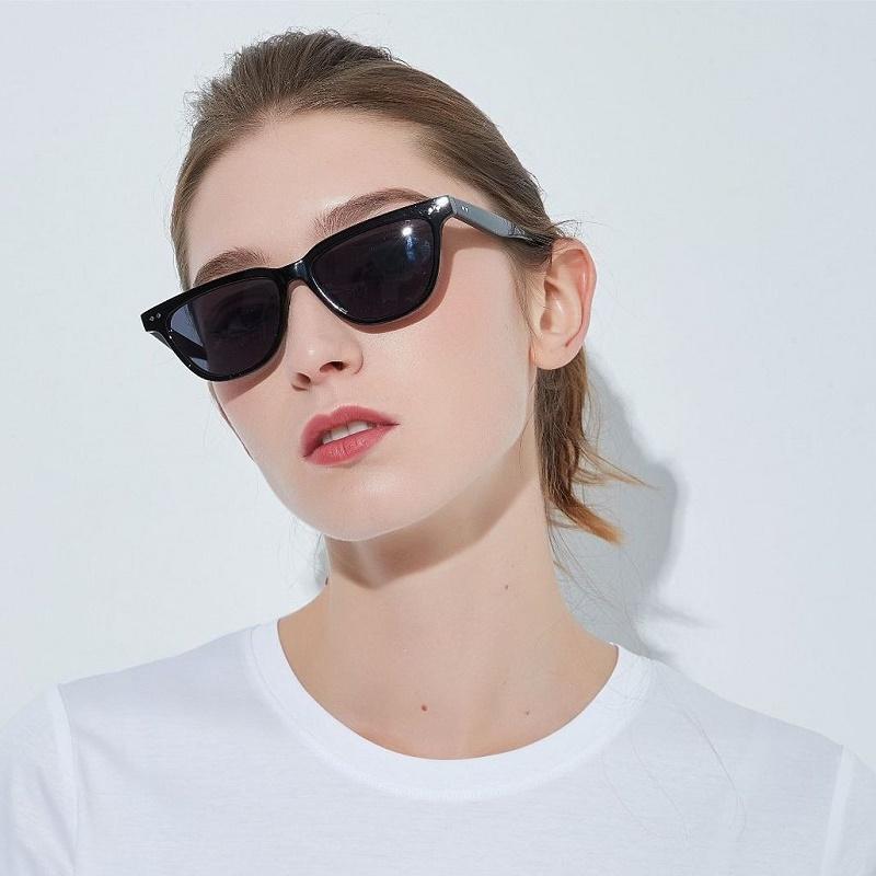 Unisex vintage Square Sonnenbrillen frauen Markendesigner Spiegel Photochrome Sonnenbrillen Männliche sonnenbrille für männer oculos de so