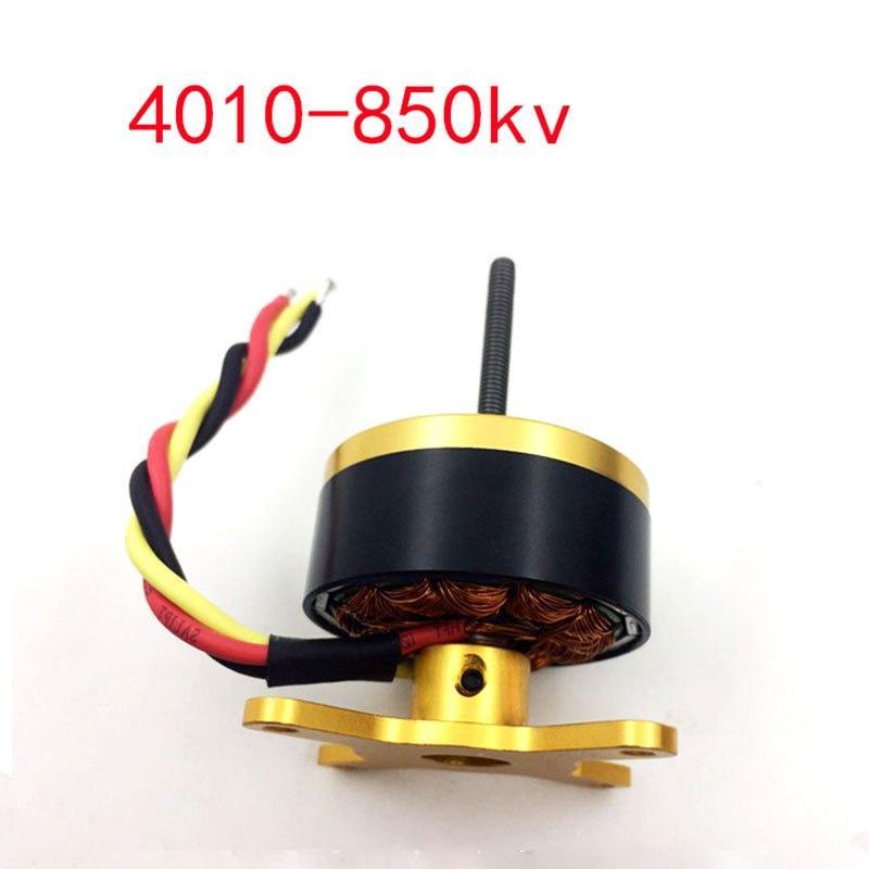 QX_MOTOR DIY Drone Brushless Motor Model 4010-850KV Motor Brushless for Quadcopter Multirotor