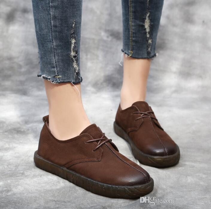 Оптовая продажа-2017 новый горячий продажи название бренда мода Sexy высокое качество мужчины квартиры дизайнер Мужская обувь зашнуровать обувь мужская Повседневная обувь