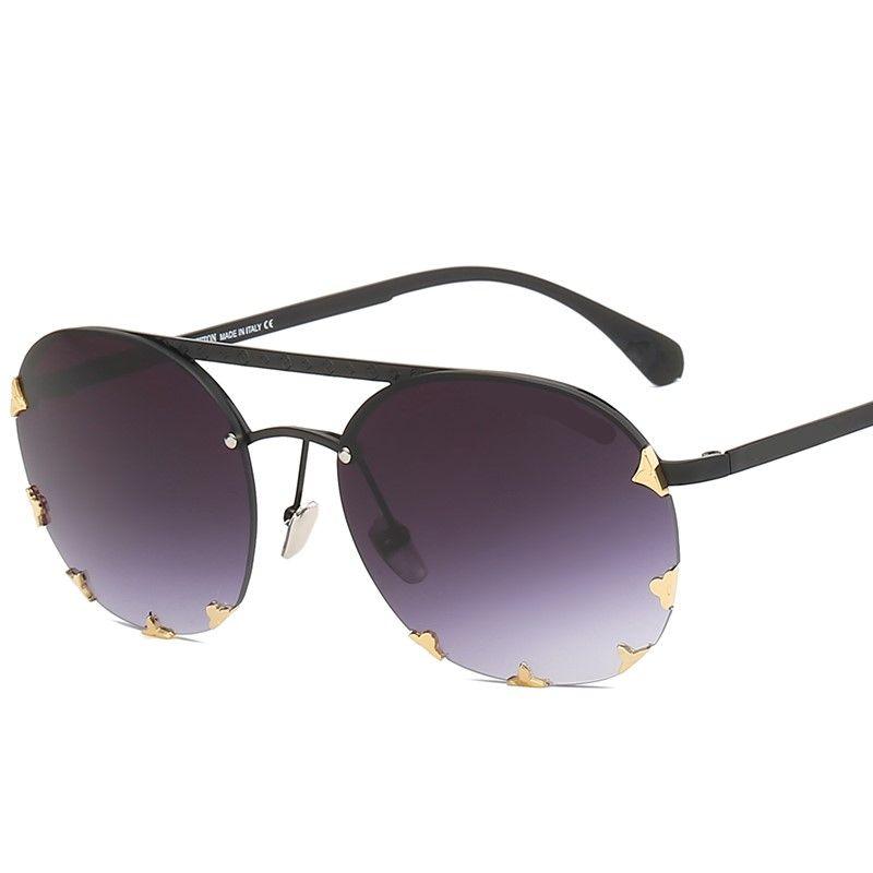 Бесплатная доставка-новая мода солнцезащитные очки, модные солнцезащитные очки, путешествия 0960 смолы постепенное изменение линзы
