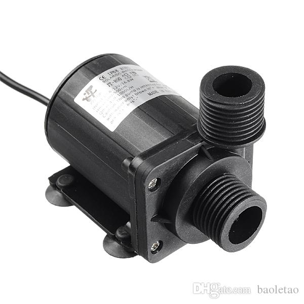 DC 12V 5.5M 1000L/H Brushless Motor Submersible Water Pump