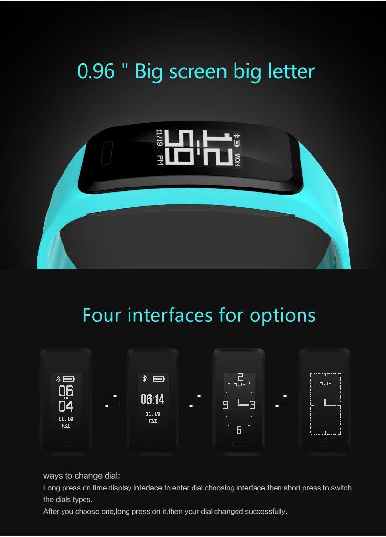 Smart Fitness Tracker Watch (2)