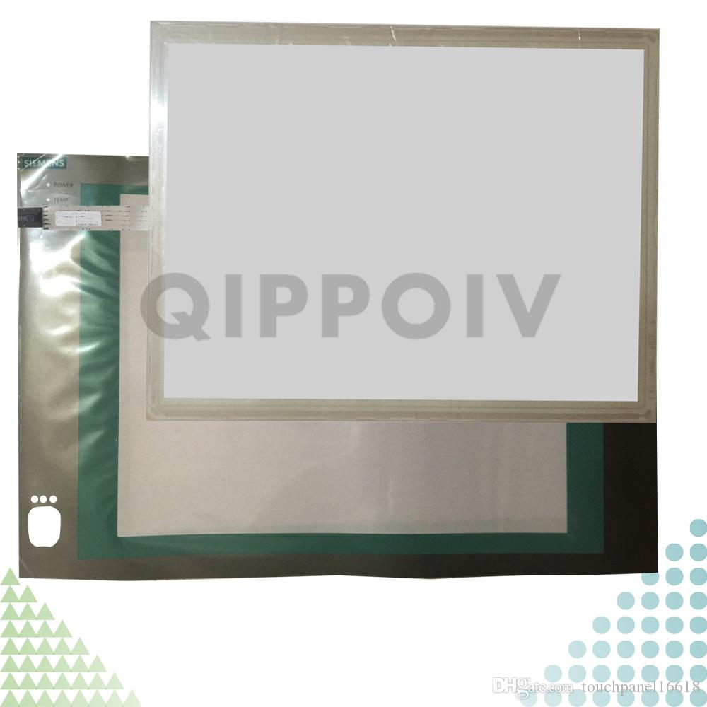 6AV7853-0AE20-1AA0 Panel PC 477B 15 Zoll 6AV7 853-0AE20-1AA0 Neue HMI PLC touchscreen panel touchscreen Und Front label