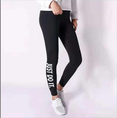 Marka kadın Tayt Lüks Kış Tasarımcı Pantolon Harfler Ile Markalı Uzun Alt Sıcak Pantolon Legging Kadın Giyim M-2XL Toptan