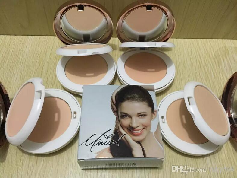 Free shipping 4pcs the latest brands equipment face powder 4 kinds of color