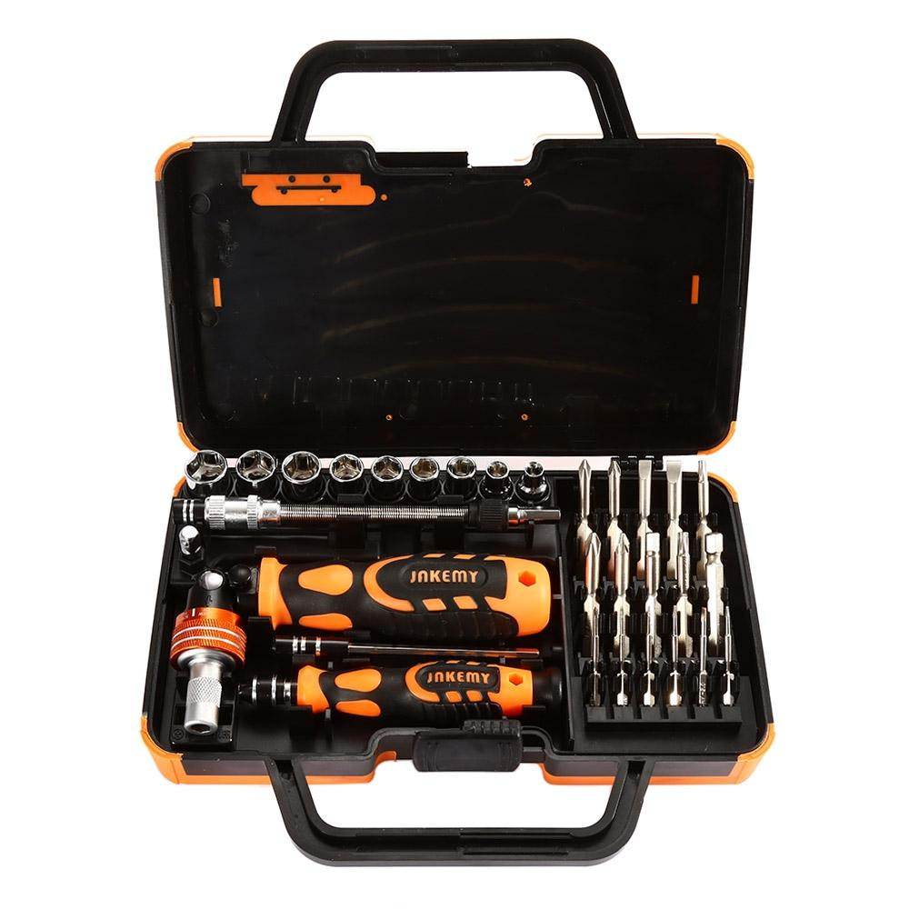 JAKEMY 31 in 1 Screwdriver Kit Disassemble Tool Professional Precision Screwdriver Set For Electronics Repairing