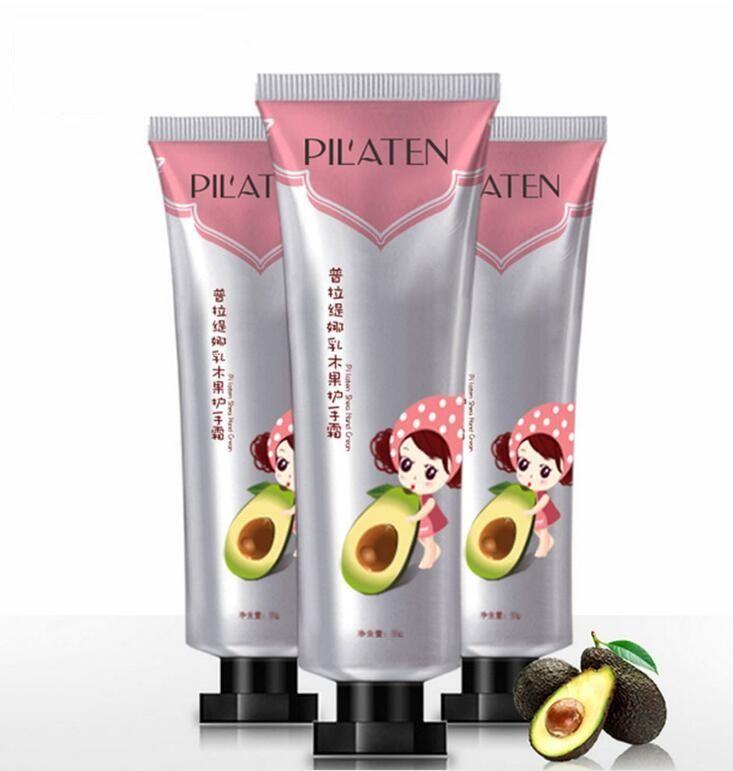 Pilaten Silky Smooth Tender Skin Sweet Hand Care Shea Butter Hand Cream Nourishing Skin Care Body Hand or Foot Cream