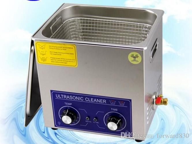 новое нержавеющее ультразвуковое оборудование уборщика 14L чистое