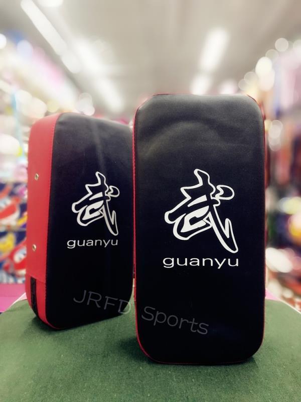 Kick Target Pad Thai Foot Target Pad Fitness Taekwondo MMA Boxing Gloves Kicking Punching Pad PU Leather Training Gear Sanda Fighting Muay