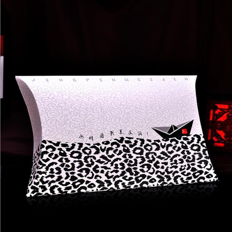 사용자 정의 로고 자리 선물 상자 높은 학년 가짜 머리 스카프 의류 포장 상자