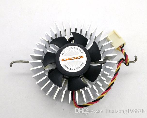 Nueva Y.S.TECH YD124010HB 40 * 10 MM 12 V 0.12A MW-410M12S Ventilador de refrigeración del ordenador