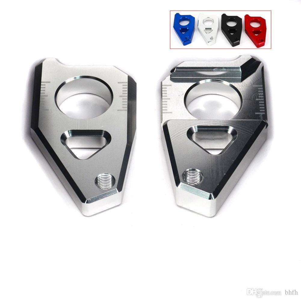 Yamaha TMAX 530 12-15 için Kütük Zincir Ayarlayıcı YZF R1 05-15 FZ8 12-15 FZ1 06-15