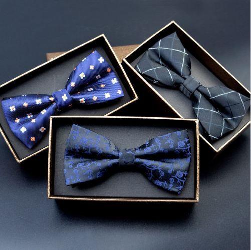 الرجال بابيون 2017 أحدث البوليستر القوس التعادل ماركة الذكور البولكا نقطة ربطة العنق الأعمال الزفاف الرجال رابطات عنق gravata borboleta